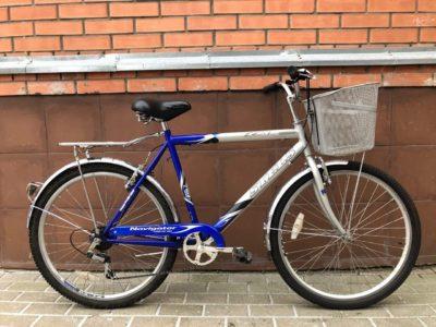 Велосипеды с пробегом